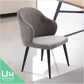 北歐工業風安格斯布餐椅(21JX/489-5)