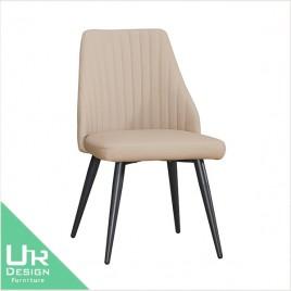 北歐工業風洛里昂皮質餐椅(21X/513-5)